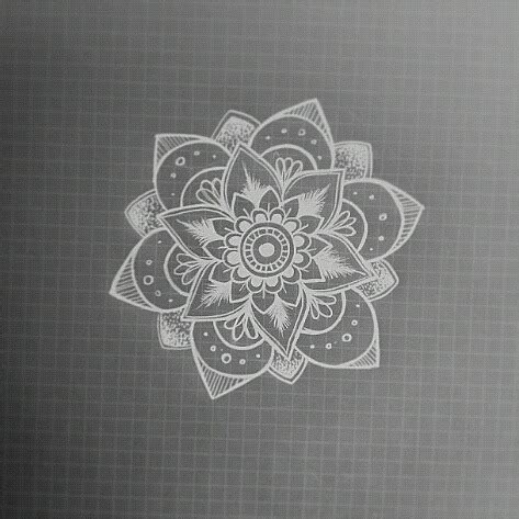 mandala tattoo tumblr simple mandala