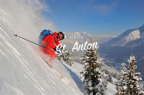 st anton appartments haus st anton apartments next to the slopes st anton arlberg