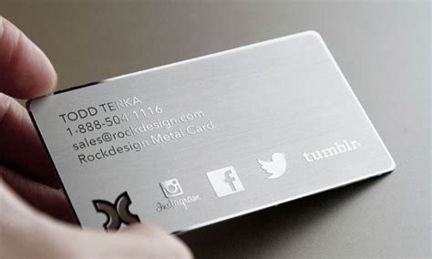 aliexpress com buy stainless steel exclusive cards