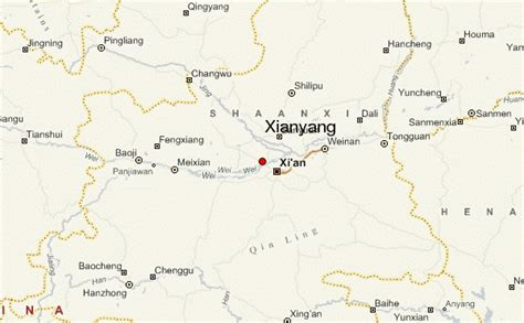 A Place Location Xianyang Location Guide