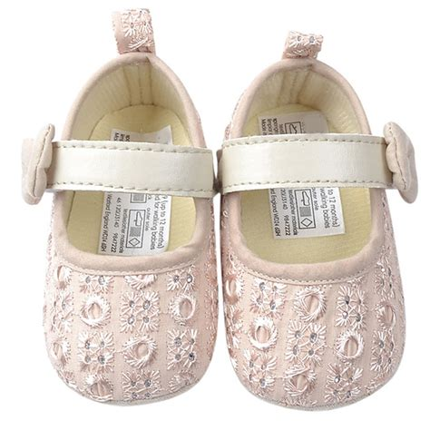 6 Month Dress Shoes by New Toddler Baby Princess Dress Shoes Size Us 3 4 5 Age 3 6 6 9 9 12 Months Ebay