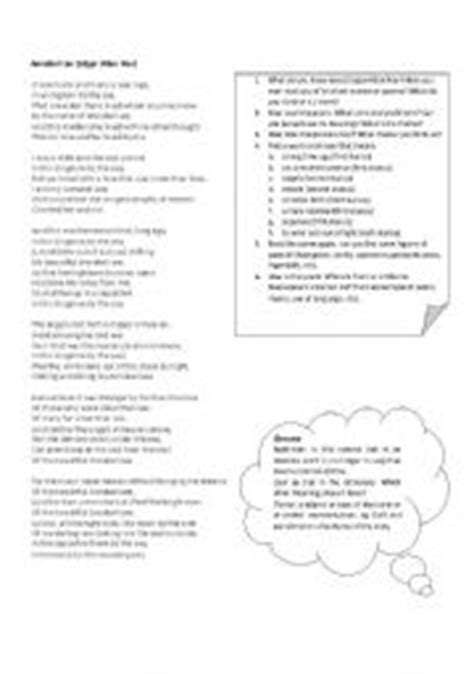 edgar allan poe biography questions and answers edgar allan poe biography activities english teaching