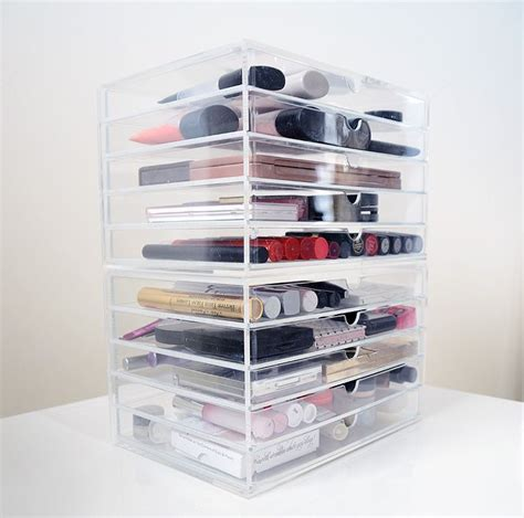 5 Drawer Acrylic Storage by Acrylic Storage