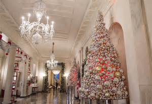 photos white house christmas decorations 2016 seattlepi com