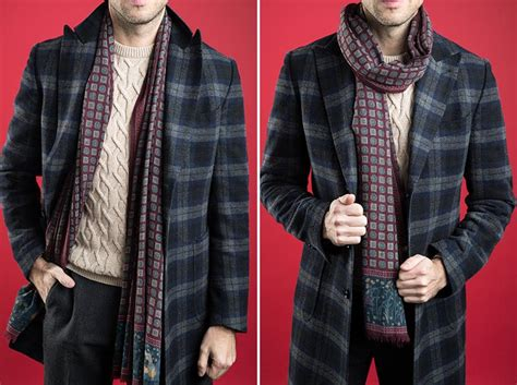 ways to drape a scarf 10 ways to tie a scarf he spoke style