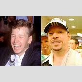 Donnie Wahlberg...
