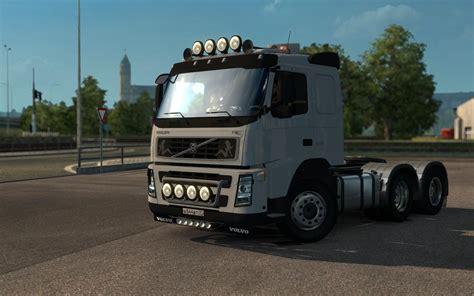 volvo truck store volvo fm12 truck cabin accessories dlc 1 22 euro truck