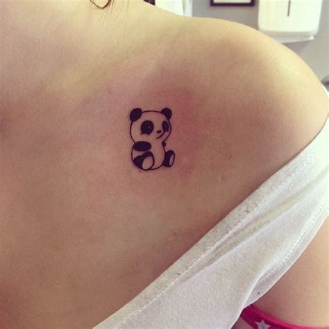 tattoo panda pequena tatuagens de panda para se inspirar tatuagem de panda