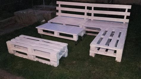 outdoor pallet couch pallet sofa set for patio pallet furniture diy