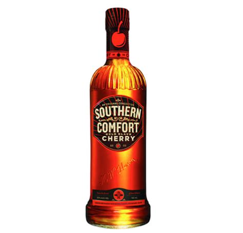 Southern Comfort Adds Bold Black Cherry To The Mix