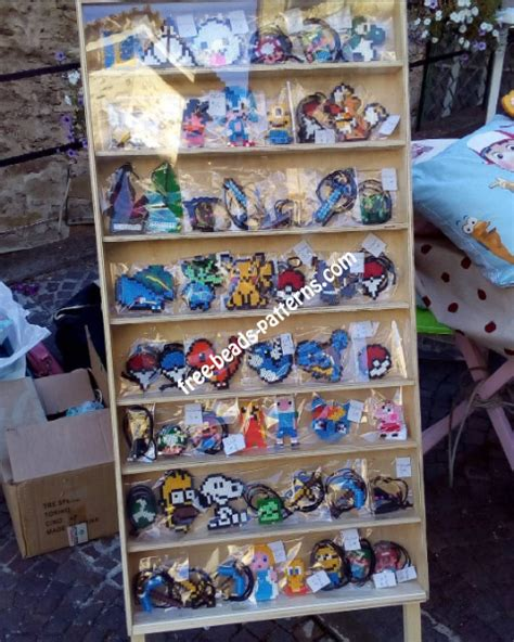 what stores sell perler perler crafts in a showcase for sell 2 free