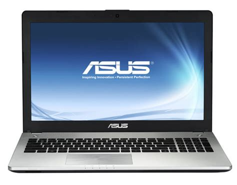 Laptop Asus N Series asus to unveil new k and n series notebooks at