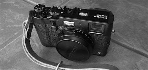The Fujifilm X100T   Ben Brooks