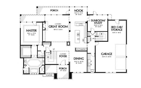 luxury modern house plans sidney manor luxury home plan 011s 0040 house plans and more