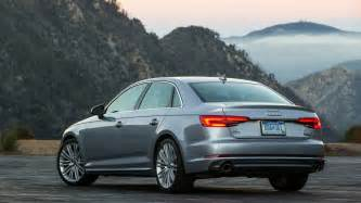 Www Audi A4 2017 Audi A4 Review And Road Test With Price Horsepower