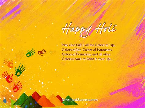 happy holi greetings with pictures and quotes firstgreet