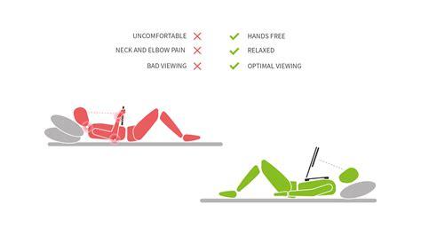 ergonomic lay down desk ipad ergonomics and the 200 billion corporate lie tstand