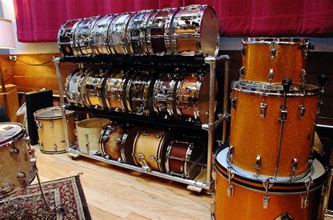 Snare Rack by Snare Drum Rack Gearslutz