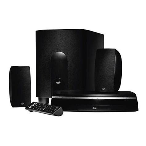 klipsch cs 700 2 1 channel home theater system home