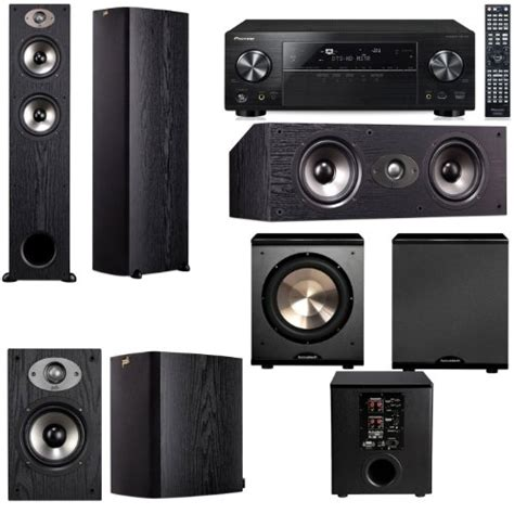 home audio polk audio tsx330t 5 1 home theater system