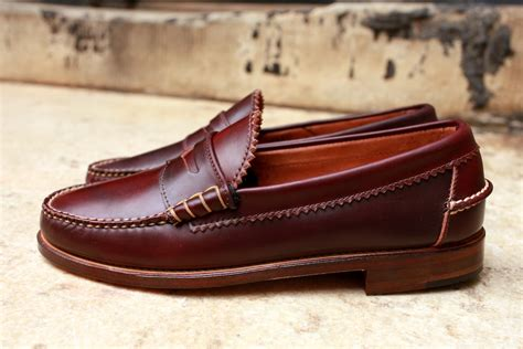 rancourt beefroll loafer so it hurts rancourt co handsewns a continuous