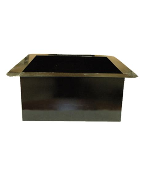 rectangle pit insert square pit genest concrete genest concrete