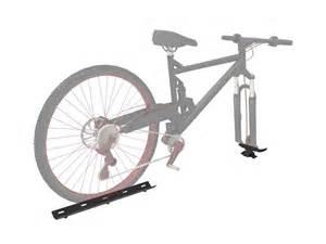 front runner roof rack bike carrier fork mount