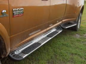 luverne 481334 stainless steel running boards dodge ram