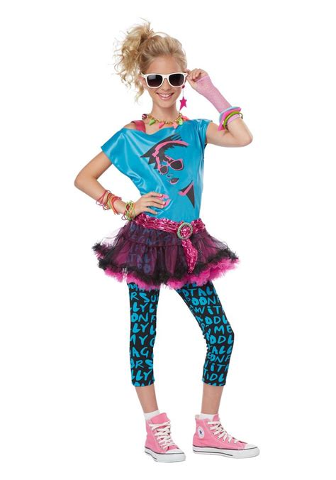 80s valley girl costume tween 80s valley girl costume to be kid and fashion