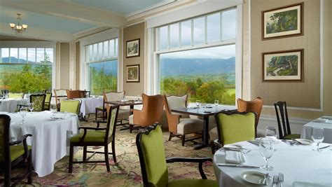 Hotel Dining Room | mount washington hotel restaurant omni mount washington