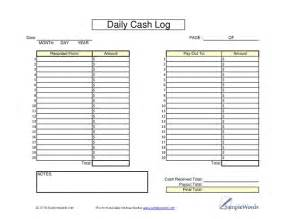 daily cash report template search results calendar 2015
