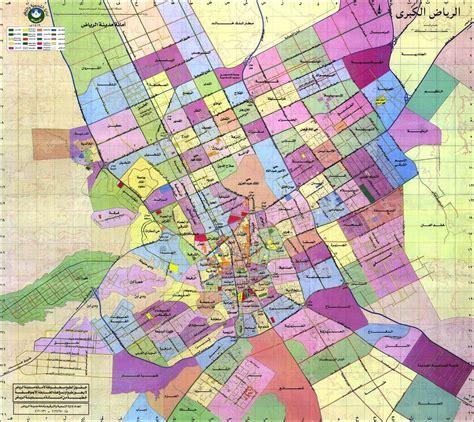 map of riyadh city riyadh map z ahrat laban saudi arabia mappery