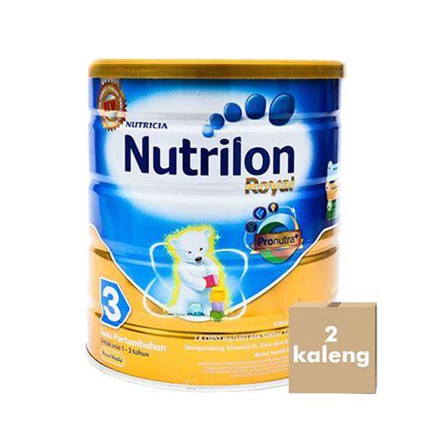 Nutrilon Royal Kaleng jual aneka bayi dan anak bunda lebih murah hanya di prosehat