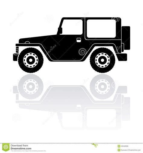 jeep silhouette the gallery for gt jeep off road silhouette