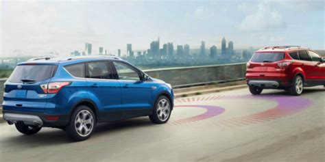 innovtative safety features    ford escape