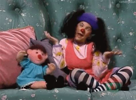 girl from the big comfy couch a round of applause for the good era of childhood television