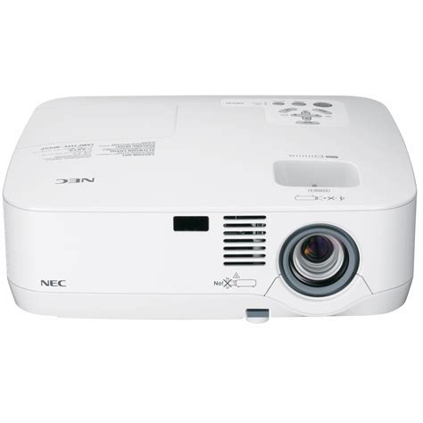 Proyektor Portable nec np410w portable projector np410w b h photo