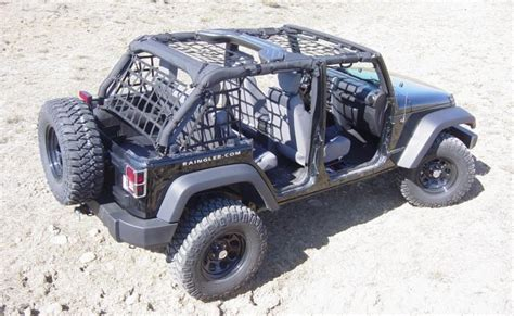 Jeep Wrangler Net Doors Solution For My Jeeps Canada Jeep Forums