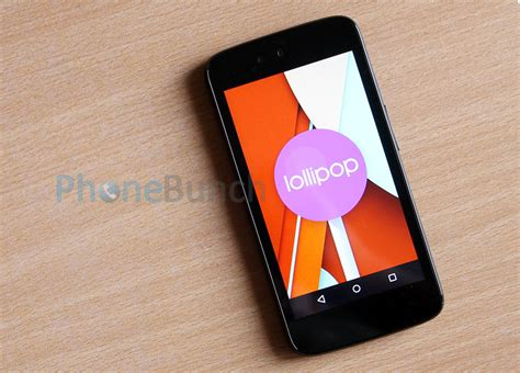 android lollipop phones how to install official android 5 1 lollipop on your android one smartphone phonebunch