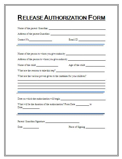 photo release consent form template form templates free word s templates