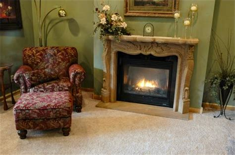 Country Style Fireplace Mantels by Country Polished Sandstone Fireplace Surround From