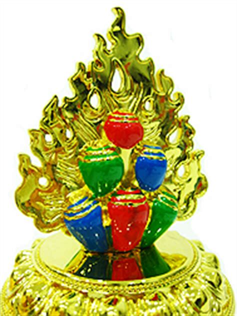 Feng Shui Wealth Vase Kit by 8 Auspicious Object Wealth Vase Kit At Feng Shui Bestbuy