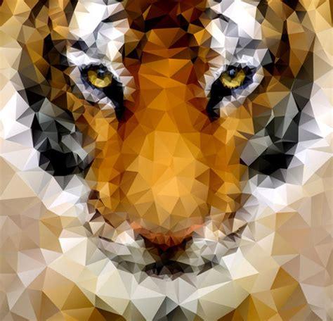 tutorial illustrator polygon create amazing low poly art in photoshop illustrator 12