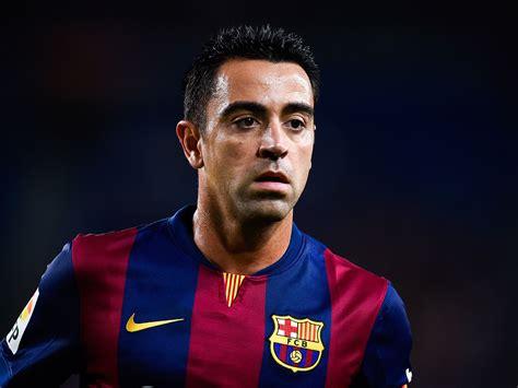 European Homes xavi barcelona captain breaks record for most appearances