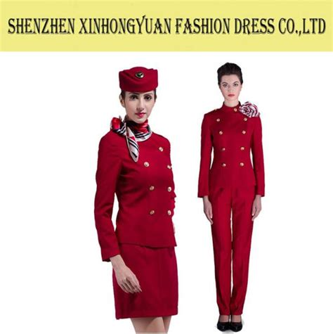Cabin Crew For Sale by Cabin Crew Airline Stewardess Uniforms Air Hostess