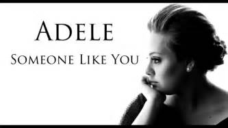 a like you adele someone like you lyrics