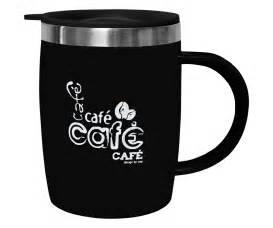 mug tasse isotherme paroi tendance prestige caf 233
