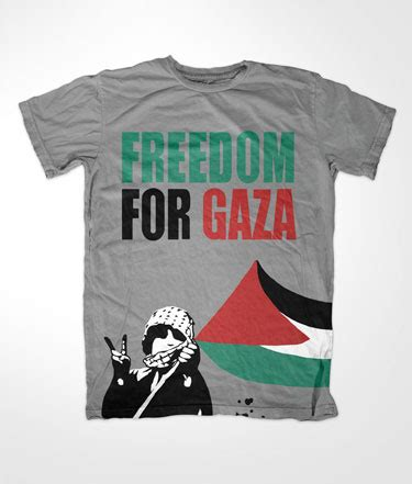 T Shirt Freedom For Gaza freedom for gaza kid muslim grey t shirt 163 12 99