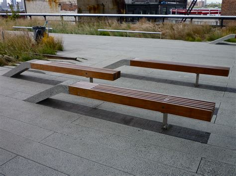 highline benches benches history decoration news