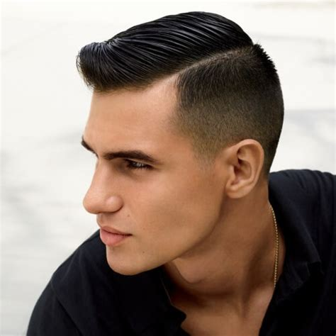 comb over hairstyle pictures 50 classy pompadour haircut ideas men hairstyles world